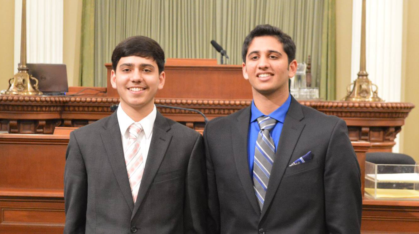 fake-grass An Interview with Rajvarun and Arijeet Grewal of Saving California Farms One Drop at a Time
