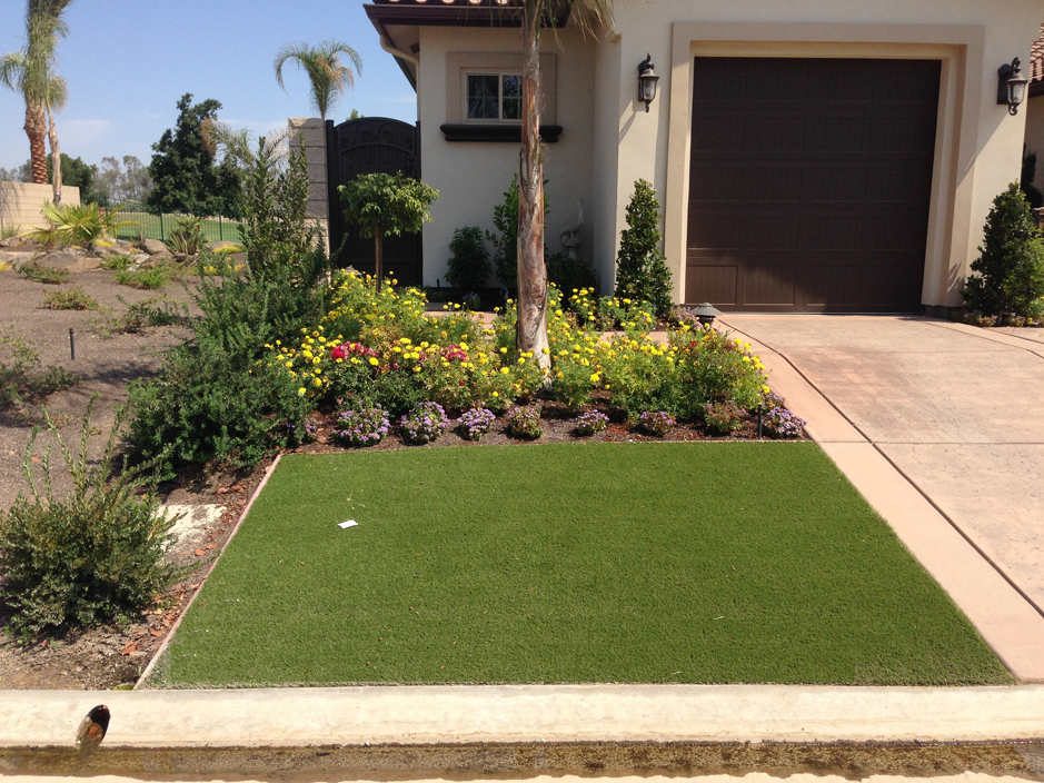 Artificial Grass Canyon Lake Texas Lawn Front Yard