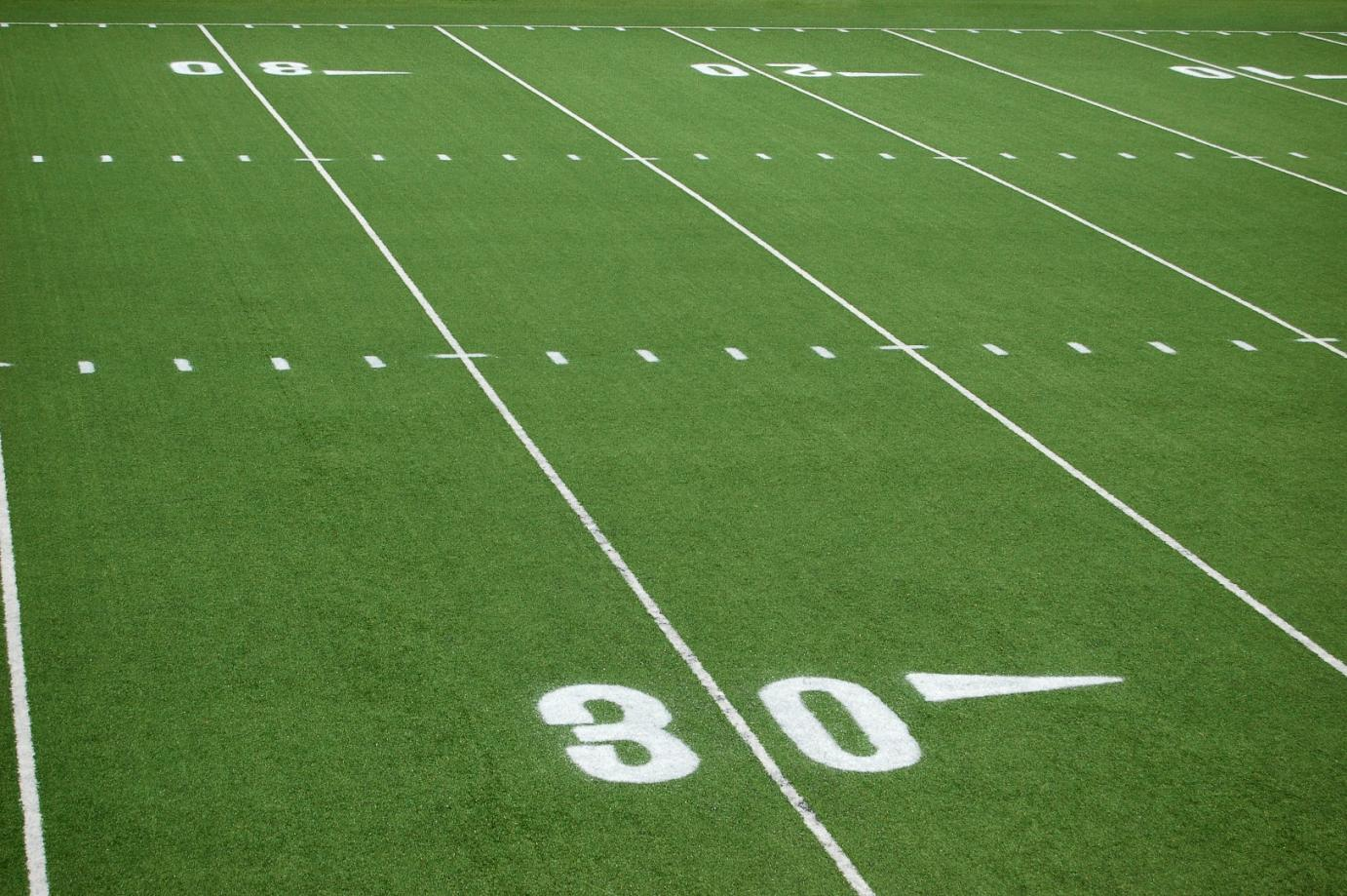 fake-grass High School - New Turf Sports Fields
