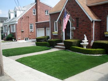 Artificial Grass Photos: Artificial Grass Redwood Texas Lawn  Front Yard