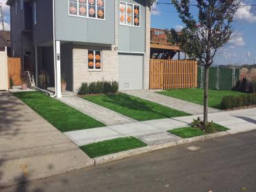Artificial Grass Photos: Artificial Turf Webberville Texas Lawn  Front Yard