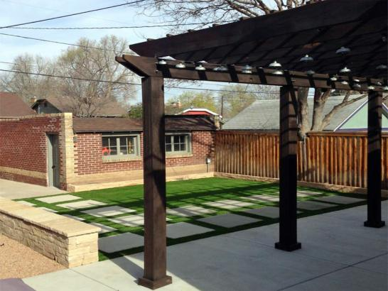 Fake Grass Evant Texas  Landscape  Back Yard artificial grass