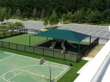 Artificial Grass Photos: Fake Grass Sports Applications Wimberley Texas  Parks
