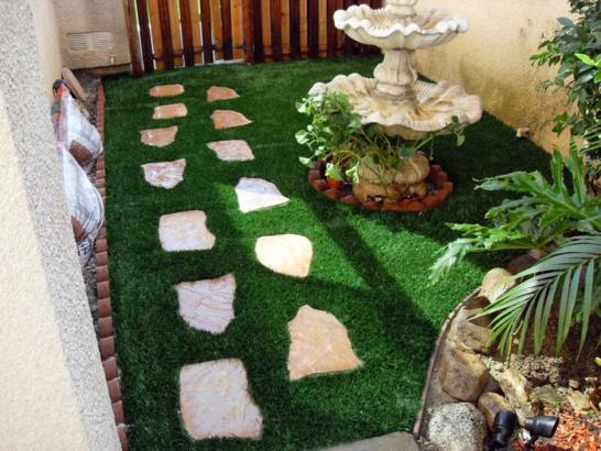 Artificial Grass Photos: Fake Grass Von Ormy Texas  Landscape  Pavers Back Yard