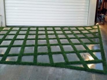 Artificial Grass Photos: Fake Turf Bulverde Texas  Landscape  Pavers Front Yard