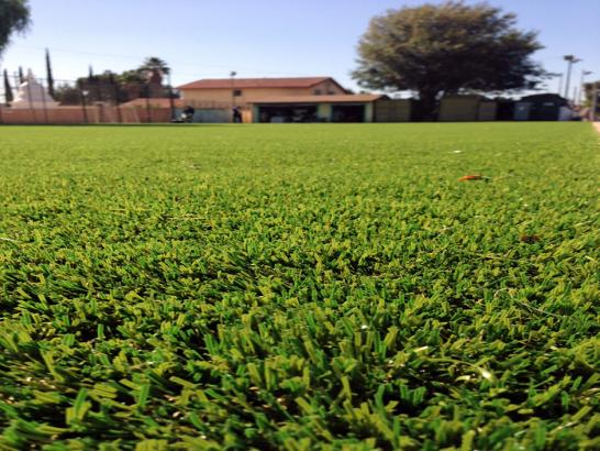 Artificial Grass Photos: Fake Turf Sports Fields Stockdale Texas