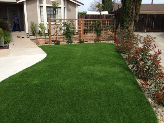 Artificial Grass Photos: Fake Turf Woodway Texas Lawn