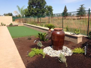 Artificial Grass Photos: Golf Putting Greens Hutto Texas Fake Turf  Back Yard