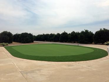 Artificial Grass Photos: Golf Putting Greens Marion Texas Synthetic Grass  Front Yard