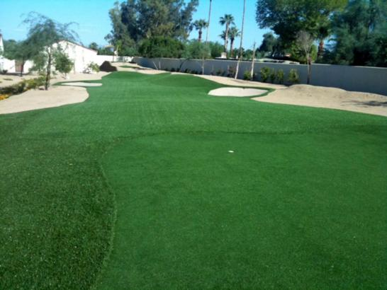 Artificial Grass Photos: Golf Putting Greens Nixon Texas Synthetic Turf
