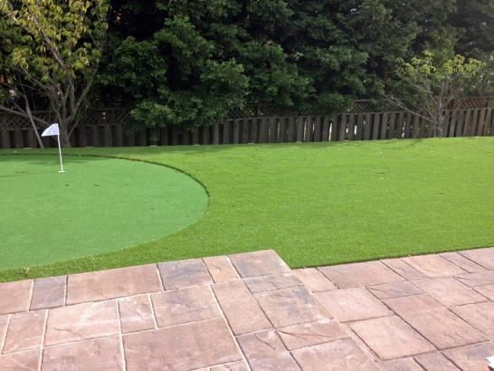 Artificial Grass Photos: Golf Putting Greens Shavano Park Texas Synthetic Grass  Back