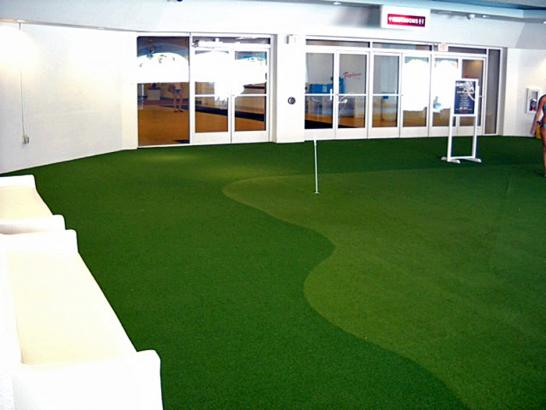 Golf Putting Greens Smiley Texas Synthetic Grass  Commercial artificial grass