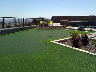 Artificial Grass Photos: Golf Putting Greens Webberville Texas Fake Grass