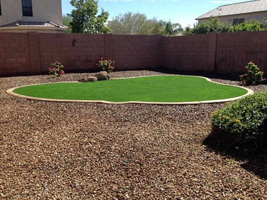 Artificial Grass Photos: Synthetic Grass Lackland Air Force Base Texas Lawn  Back
