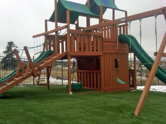 Artificial Grass Photos: Synthetic Grass McGregor Texas  Kids Safe