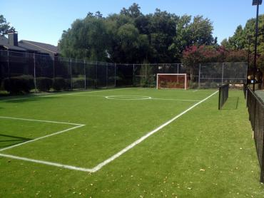 Artificial Grass Photos: Synthetic Grass Sports Fields Volente Texas  Commercial Landscape