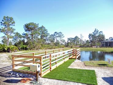 Artificial Grass Photos: Synthetic Grass Weinert Texas Lawn  Commercial Landscape