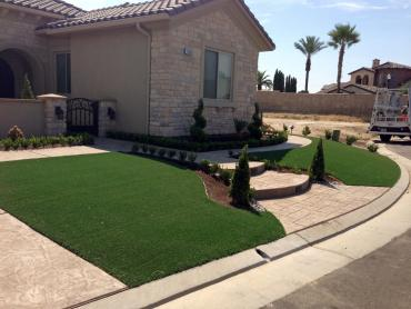 Artificial Grass Photos: Synthetic Turf Brushy Creek Texas  Landscape  Front Yard