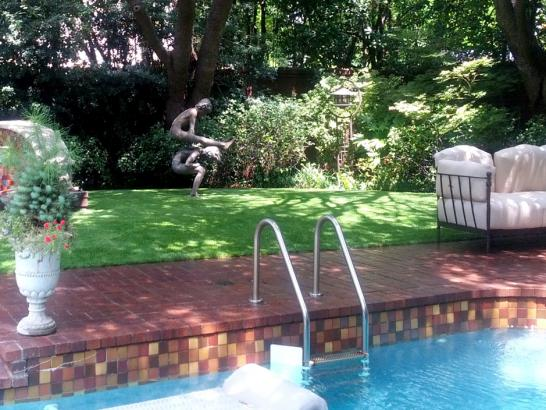 Artificial Grass Photos: Synthetic Turf Fair Oaks Ranch Texas Lawn   Summer Pools