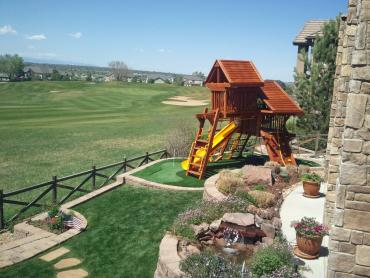 Artificial Grass Photos: Synthetic Turf Shady Hollow Texas  Kids Safe  Back Yard
