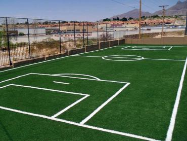 Artificial Grass Photos: Synthetic Turf Sports Fields Pflugerville Texas