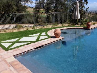 Artificial Grass Photos: Synthetic Turf Taylor Texas  Landscape   Summer Pools Pavers