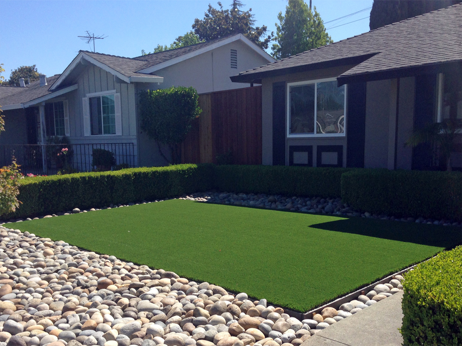 Synthetic Turf Buffalo Gap Texas Lawn Front Yard