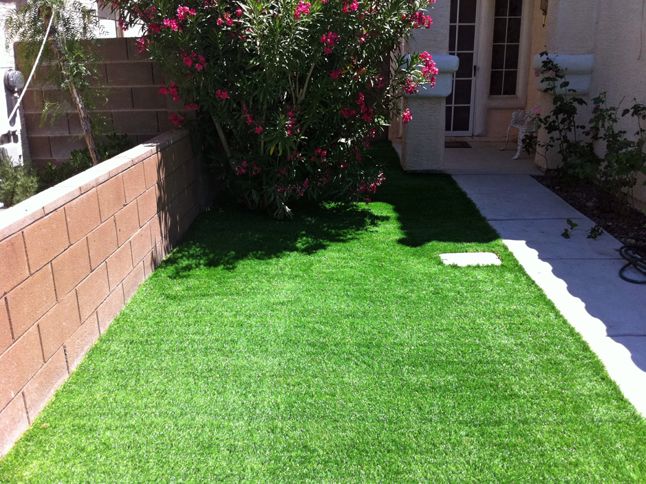 Synthetic Turf Cottonwood Shores Texas Lawn Front Yard