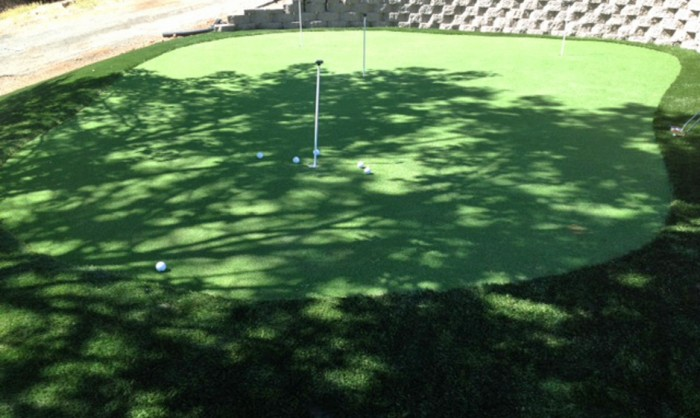 Putting Greens, Artificial Golf Putting Green in Austin