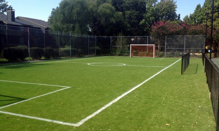 Sports Fields Synthetic Grass in Austin and Austin area