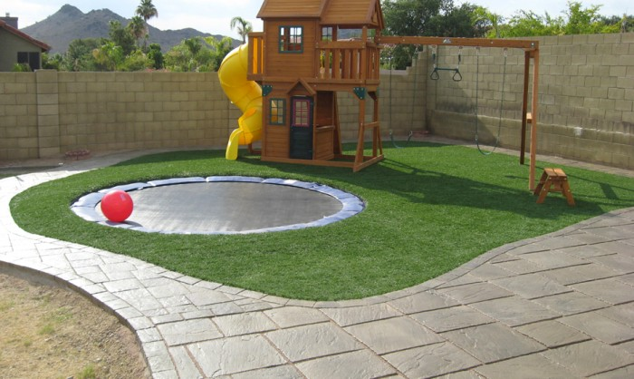 Artificial Grass for Commercial Applications in Austin